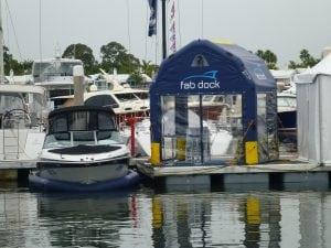 dry docking system