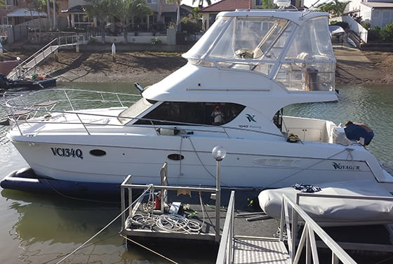 FAB Dock _Multihull_Voyager Cat