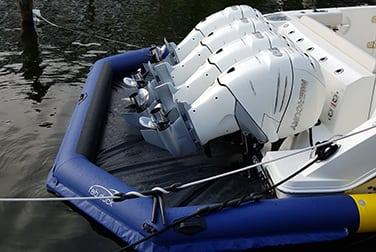 FAB Dock_Custom Build_Boston Whaler 42ft_Aft
