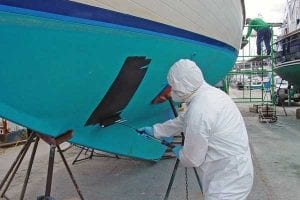 Antifouling Environmental Damage